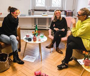 Cornelia Kromer | Pubertätsworkshop